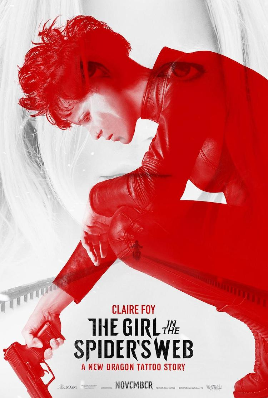 《蜘蛛网中的女孩》电影评价:莉丝·莎兰德的老调新曲