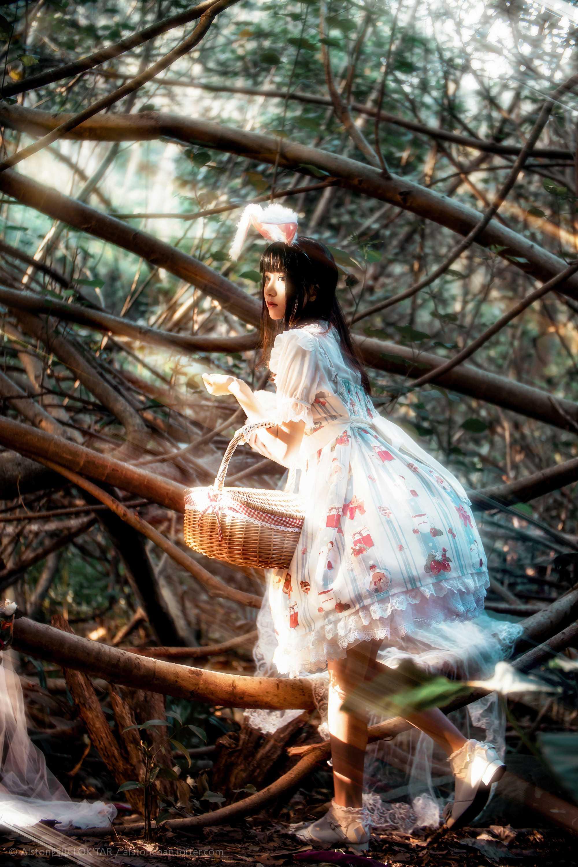 免费⭐微博红人⭐桜桃喵@写真cos-Lolita(桜桃喵)插图4