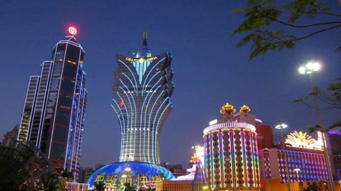 澳门地标之一,新葡京酒店,致敬何鸿燊