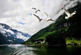 北欧音乐,世界尽头与冷酷仙境的传说