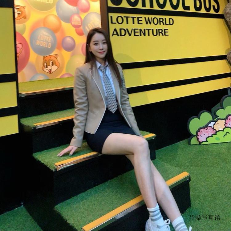 美女主播@黄宝美(황보미)笑容超甜美,超白肌肤图片欣赏