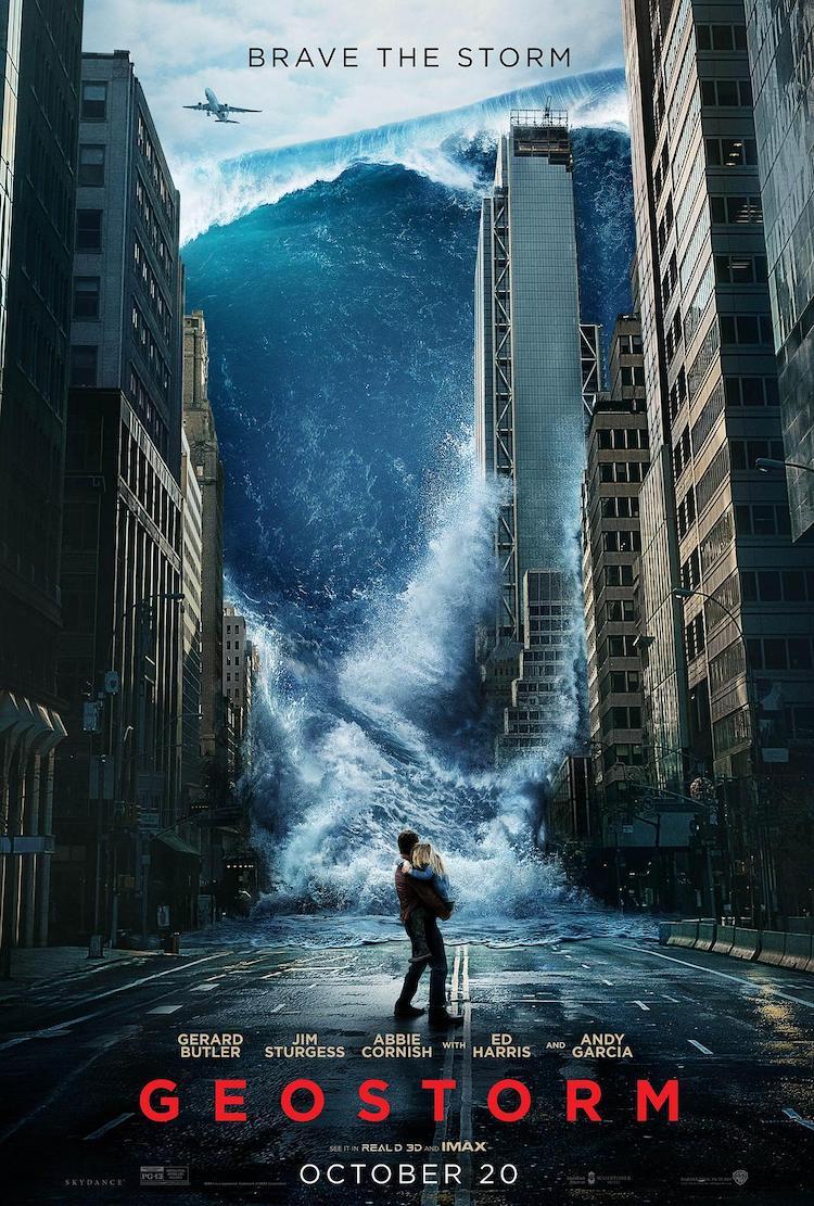 《全球风暴》电影评价:雷声大雨点小的B级片-爱趣猫