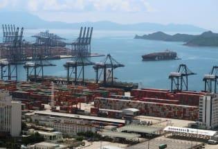 深圳因疫情启动严控措施,盐田港拥堵重创全球供应链