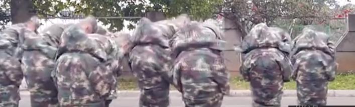 火箭军战士休息时跳舞燃爆全场 一个转身帅到令人尖叫