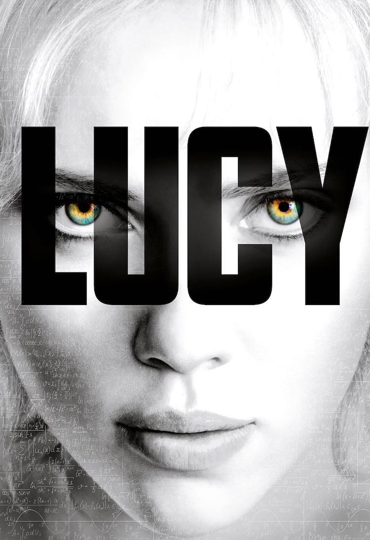 《超体》(lucy)电影影评:手法很有漫画感,结局却有点虎头蛇尾