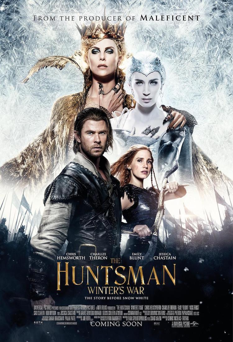 《猎神:冬日之战》电影评价:没有最后一场戏,就是一部雷片了-爱趣猫