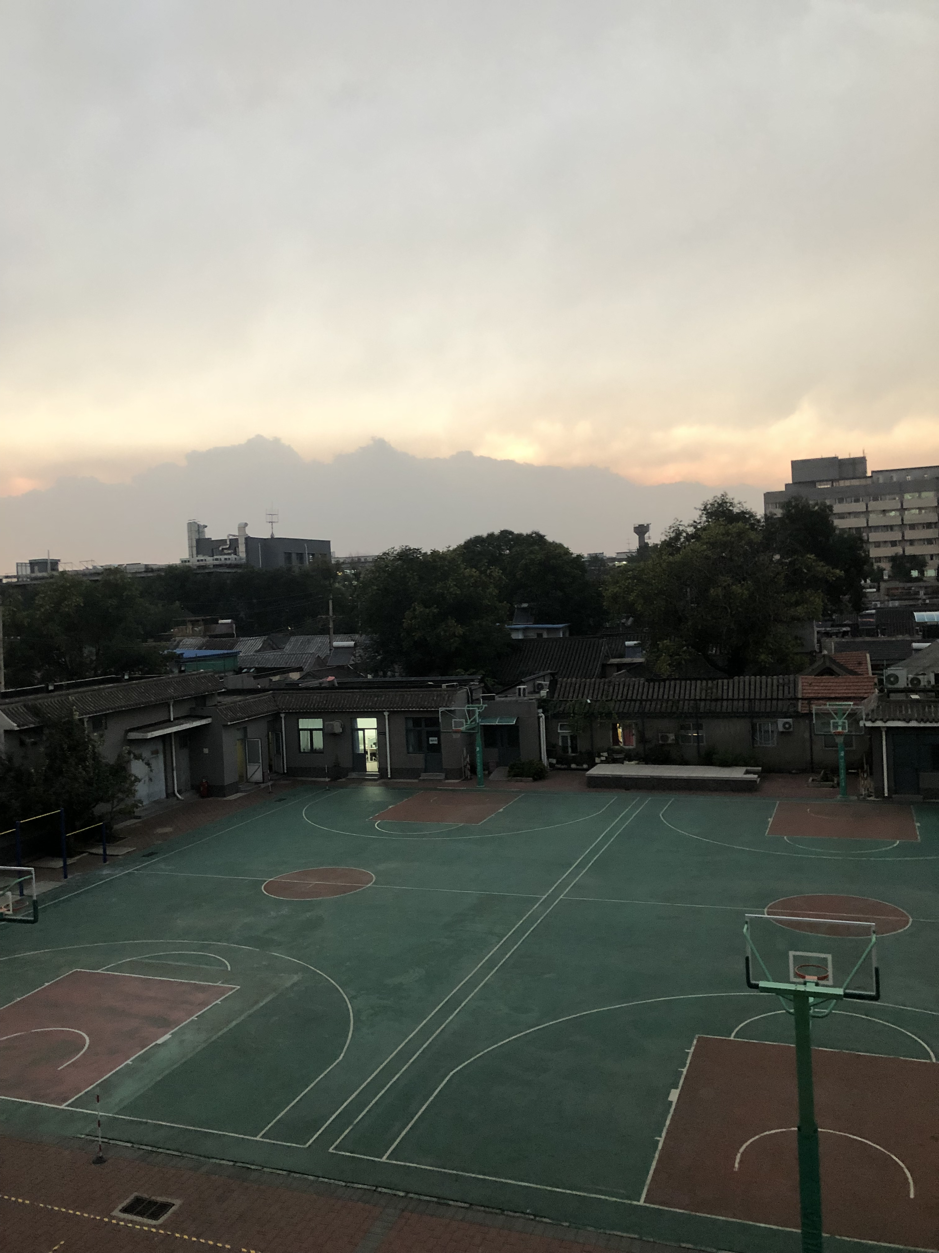 初三生活 | 关于我的学校