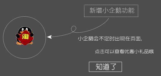 最近技术导航常用的网站左下角QQ企鹅代码分享