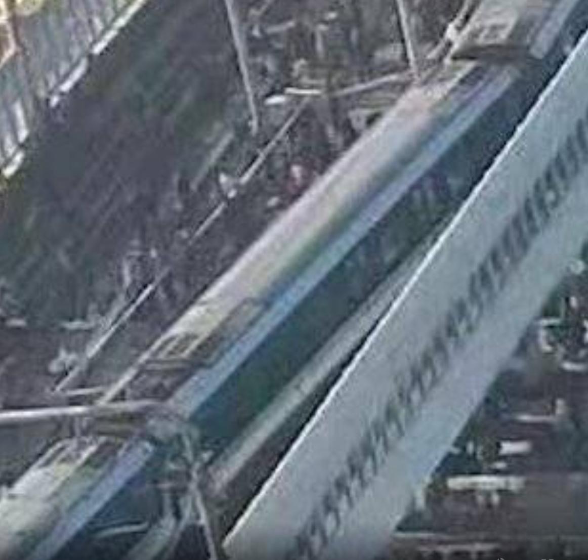 南京地铁一号线脱轨是怎么回事 迈皋桥站至红山动物园站上下行中断运营