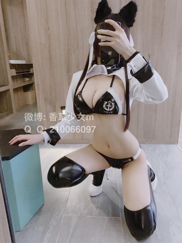 香草少女m-碧蓝航线爱宕[47P1V]