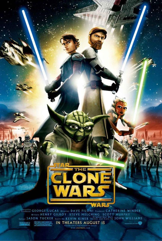 《星球大战:克隆战争》电影评价:对于星球大战有更多了解,但是也觉得更不合理了-爱趣猫