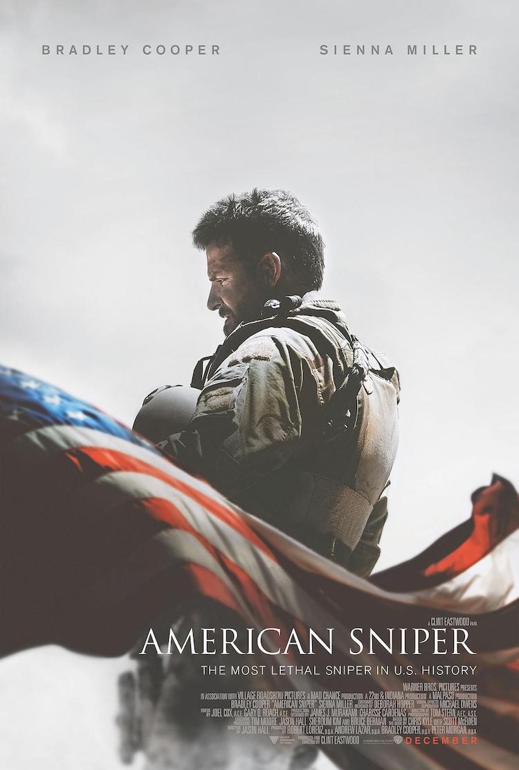 《美国狙击手》(American Sniper)电影影评:对个人而言还挺失望