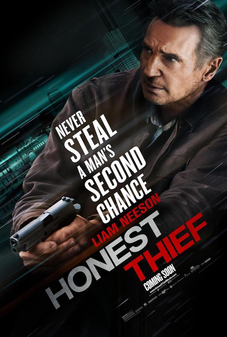 电影《夺金营救》:他只是诚实的小偷,没有地表最强