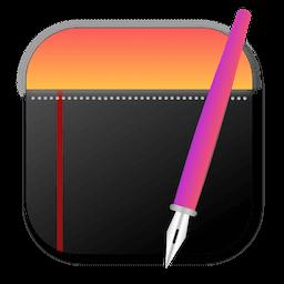 MarkMyWords 2.0.0 破解版 – 文本编辑器