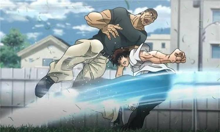 《刃牙2》:为求一败的强者们,在城市展开无规则乱斗