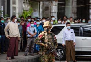 在仰光亲历缅甸政变