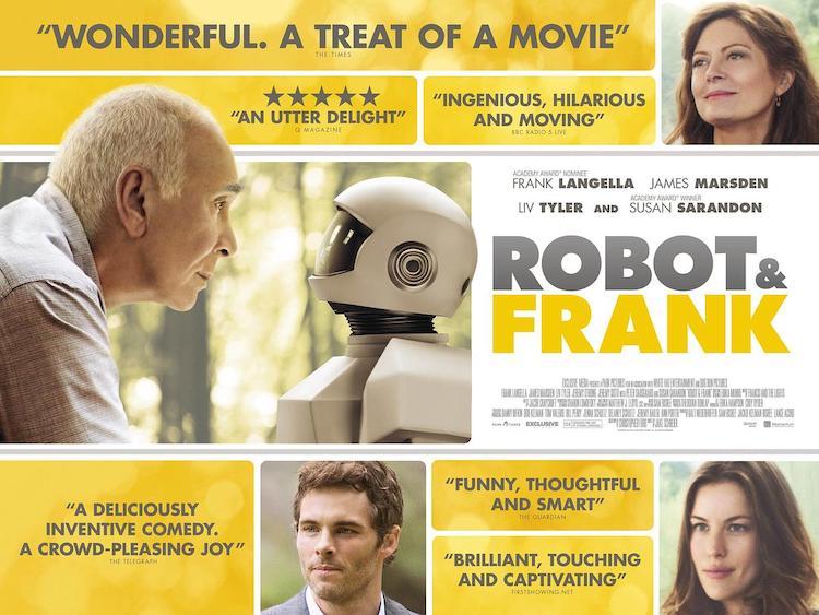 《机器人与弗兰克》电影观后感:电影如果人类的记忆被洗掉也不可惜,那该有多好?-爱趣猫