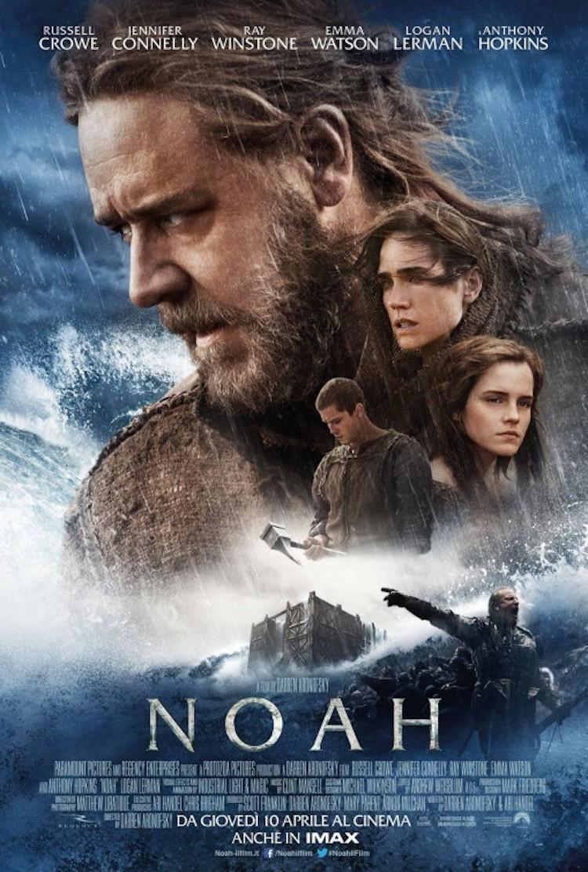 《诺亚方舟:创世之旅》电影:用新的观点去诠释圣经里的故事