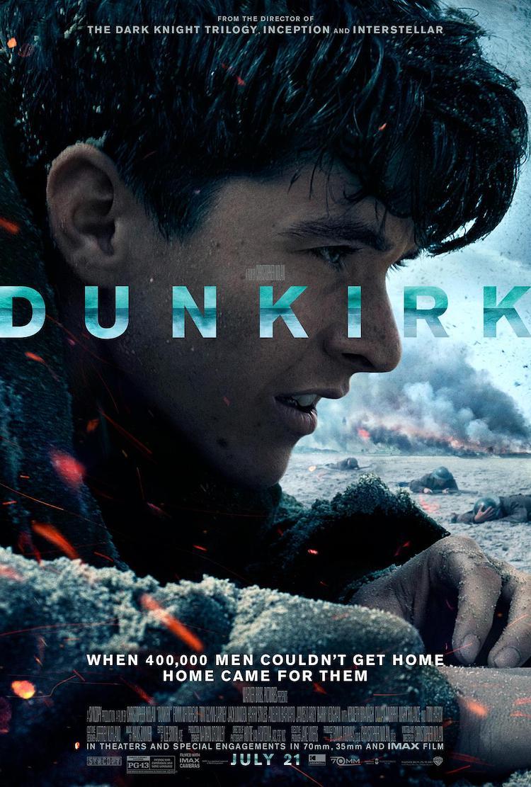《敦刻尔克/敦刻尔克大撤退》电影:一部剧情扎实、气氛诡谲多变的战争片