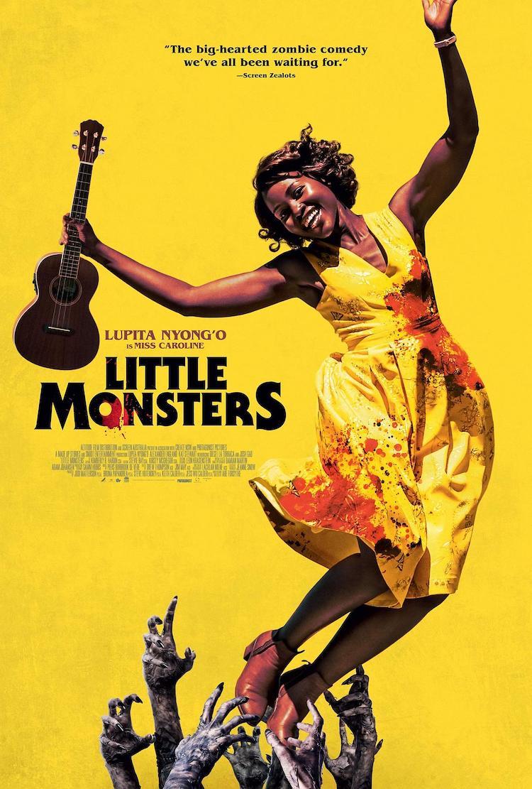 露皮塔·尼永奥《小怪物》电影:一部看得是又快乐又感动的黑色喜剧小品