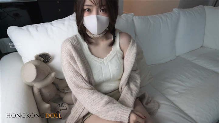 P站网红『HongKongDoll』最新力作 – 玩偶姐姐甜美游戏陪玩[1V/855MB]
