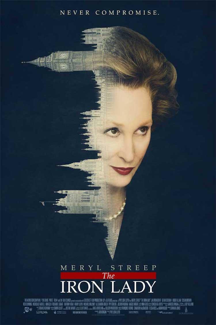 《铁娘子:坚固柔情/ 铁娘子撒切尔》电影影评:看梅丽尔·斯特里普演绎铁娘子撒切尔
