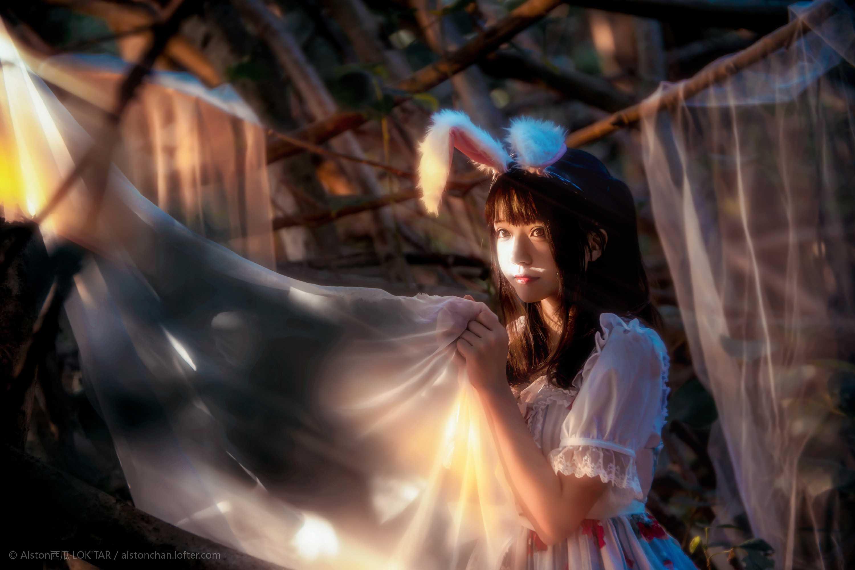 免费⭐微博红人⭐桜桃喵@写真cos-Lolita(桜桃喵)插图2