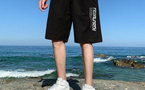 短裤搞一波!跟上面的衣服刚好能搭一套!14.9=南极人