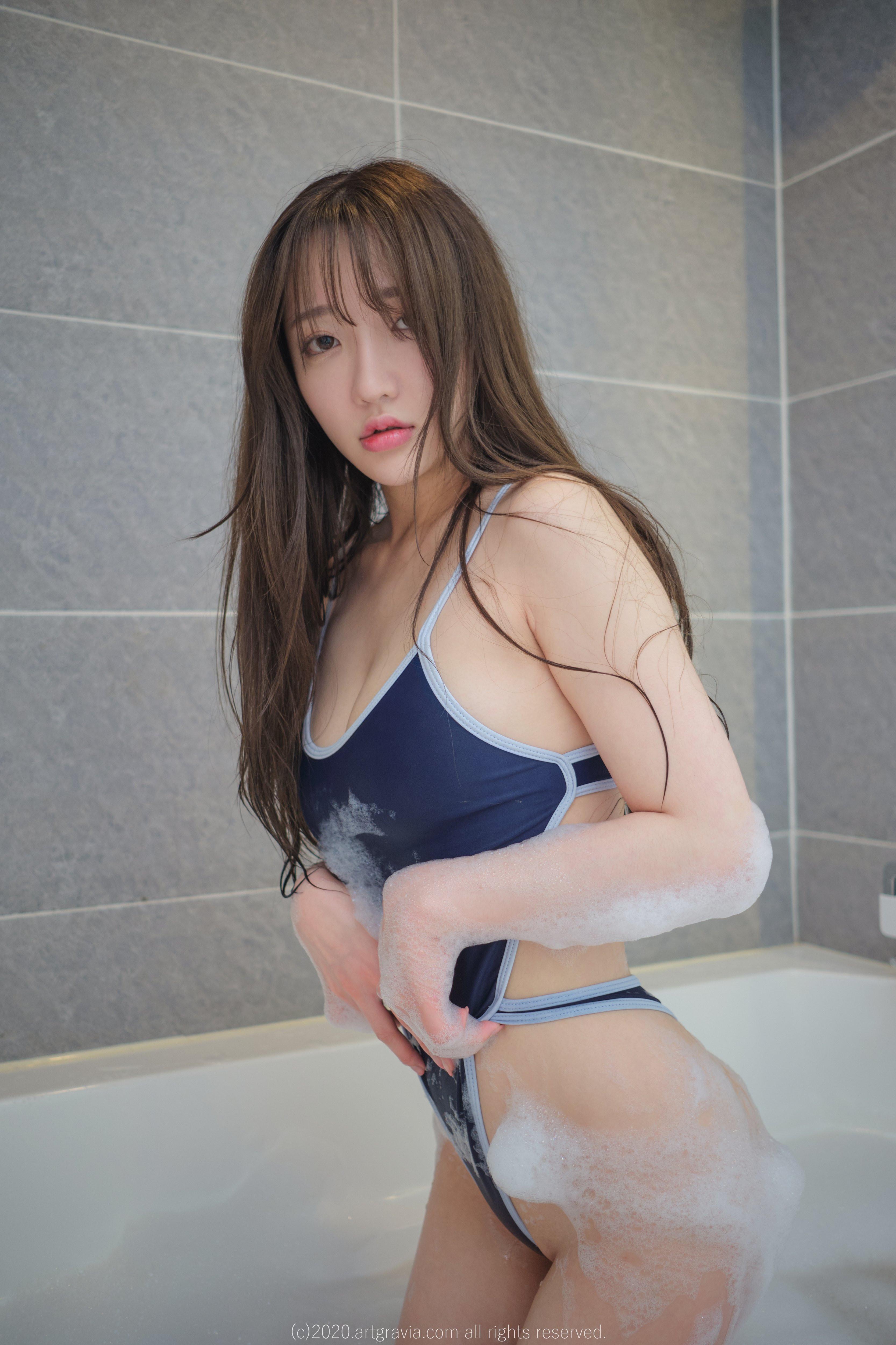 韩国美女손예은(孫樂樂)性感写真美图素材在线鉴赏-觅爱图