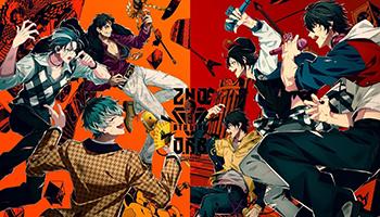 「催眠麦克风」BD&DVD「Disc1」封面图公开