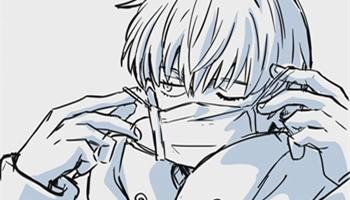 「咒术回战」总作画监督公开最新绘制的角色插图