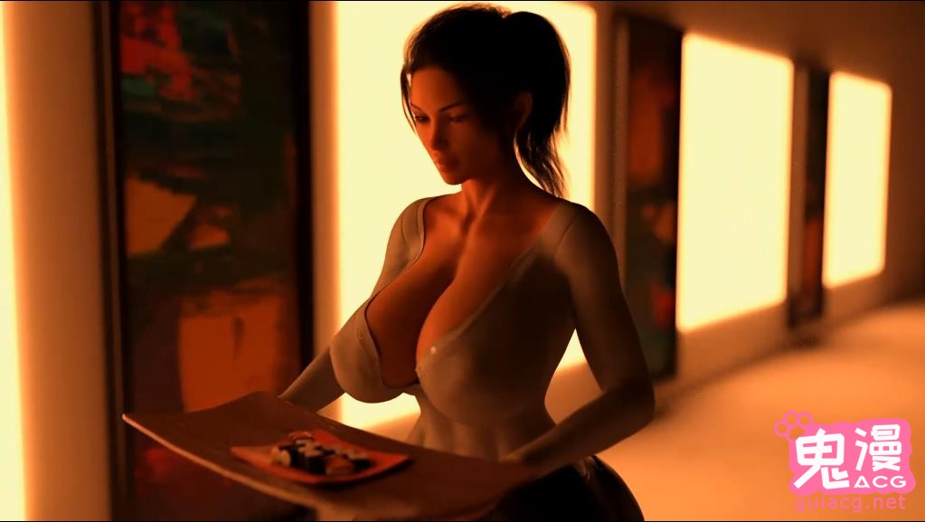 【3D动态/补兵/欧美】 Jackerman新作:mother的温暖 白日版+黄昏版 无字幕【CV语音/1080P】 动漫视频 第3张