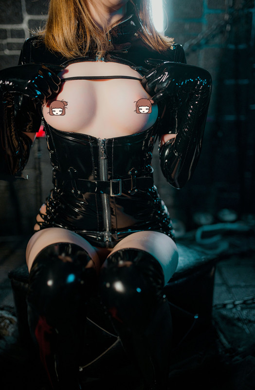 柚木-暗黑护士[43P]