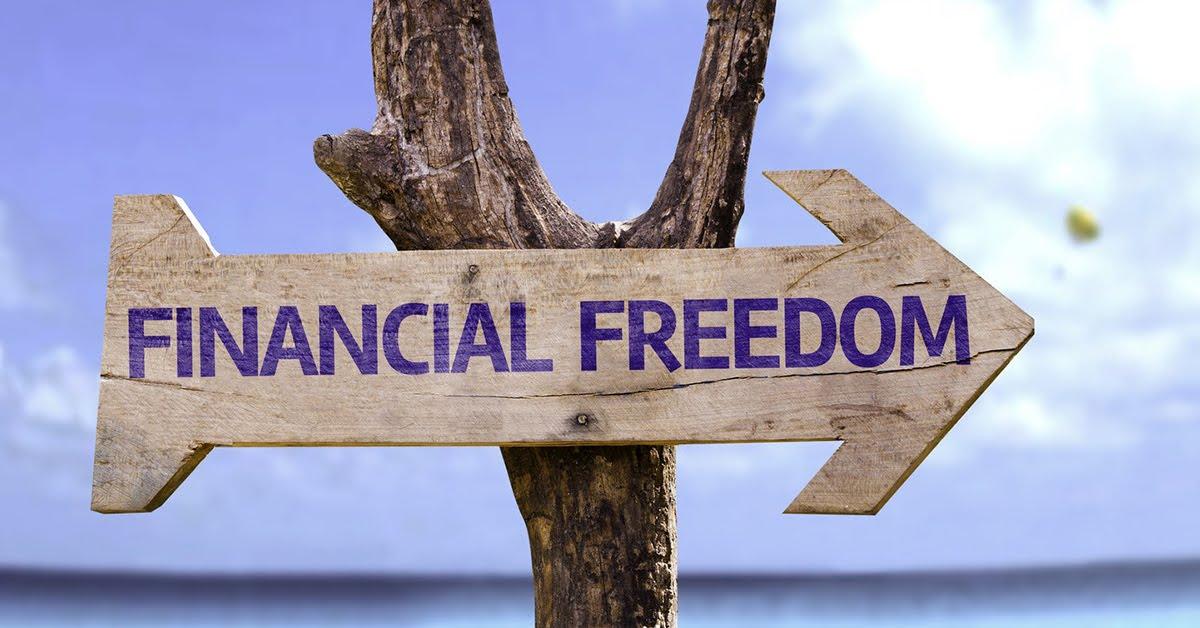 cesc网赚博客:想要财务自由必须要懂的4个因素