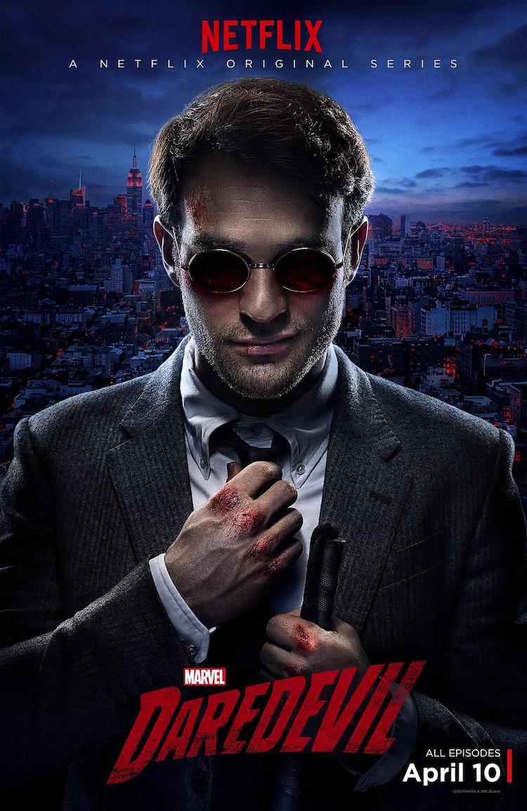 《超胆侠/夜魔侠》第一季:电视剧版比电影版精彩