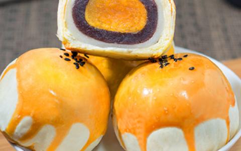 蛋黄酥终于有活动了!5.9=【鑫鹭】美味蛋黄酥6枚5.9