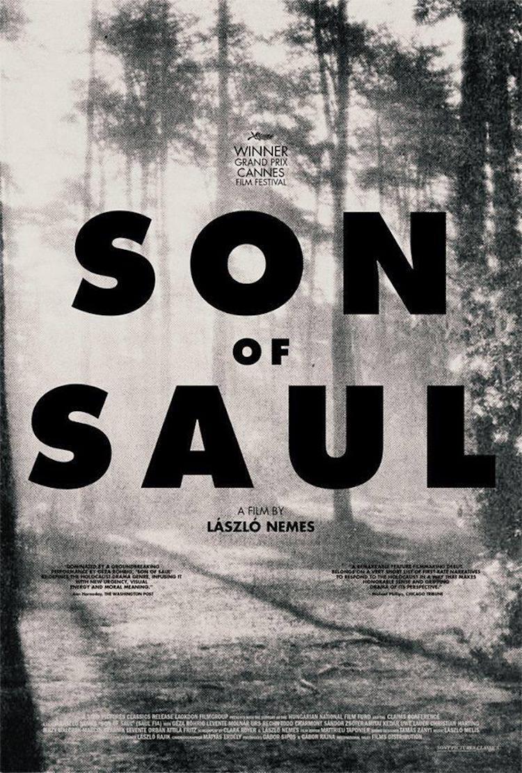 《索尔之子》电影影评: 景深之外的人间炼狱,犹太伤痕的另类杰作