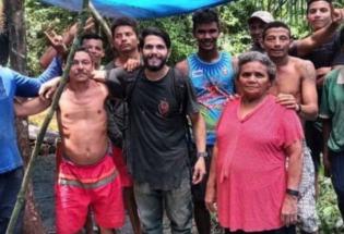 亚马逊丛林历险记:坠机飞行员36天孤身求生的故事