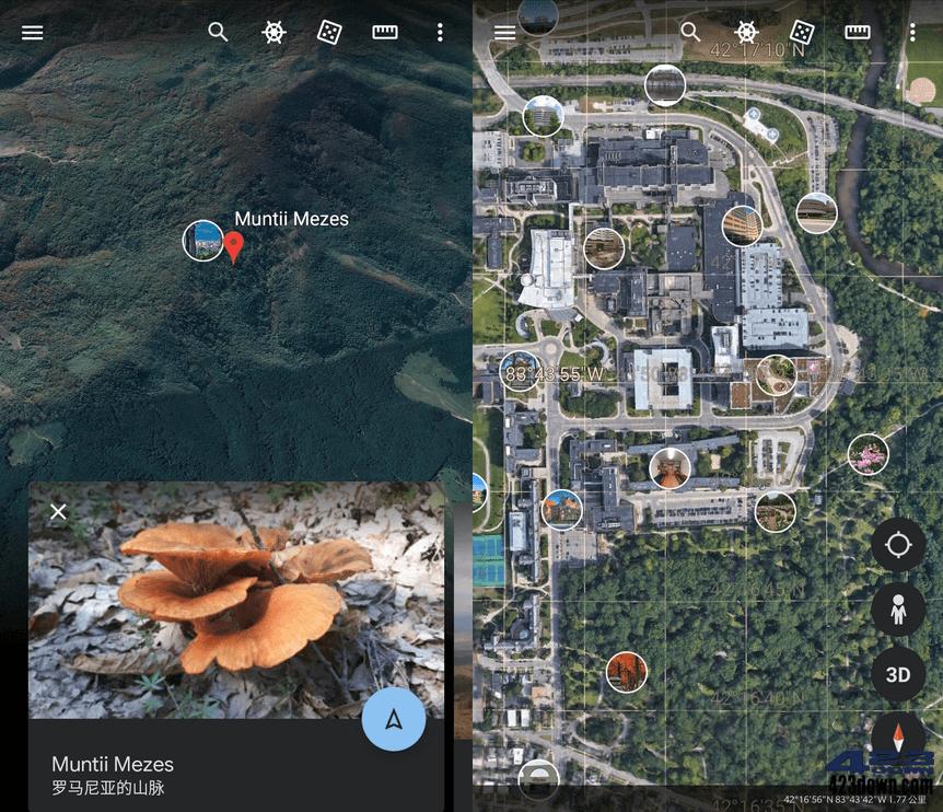 Android版谷歌地球Google Earth 9.134.0.5