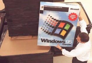 又有微软高层称即将发布的新版Windows像Windows 95一样令人兴奋