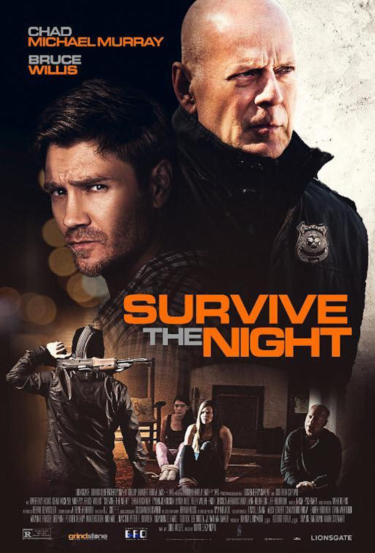 【美国最新电影】《长夜危机》(Survive the Night )影评及剧情解析,用错方法的爱
