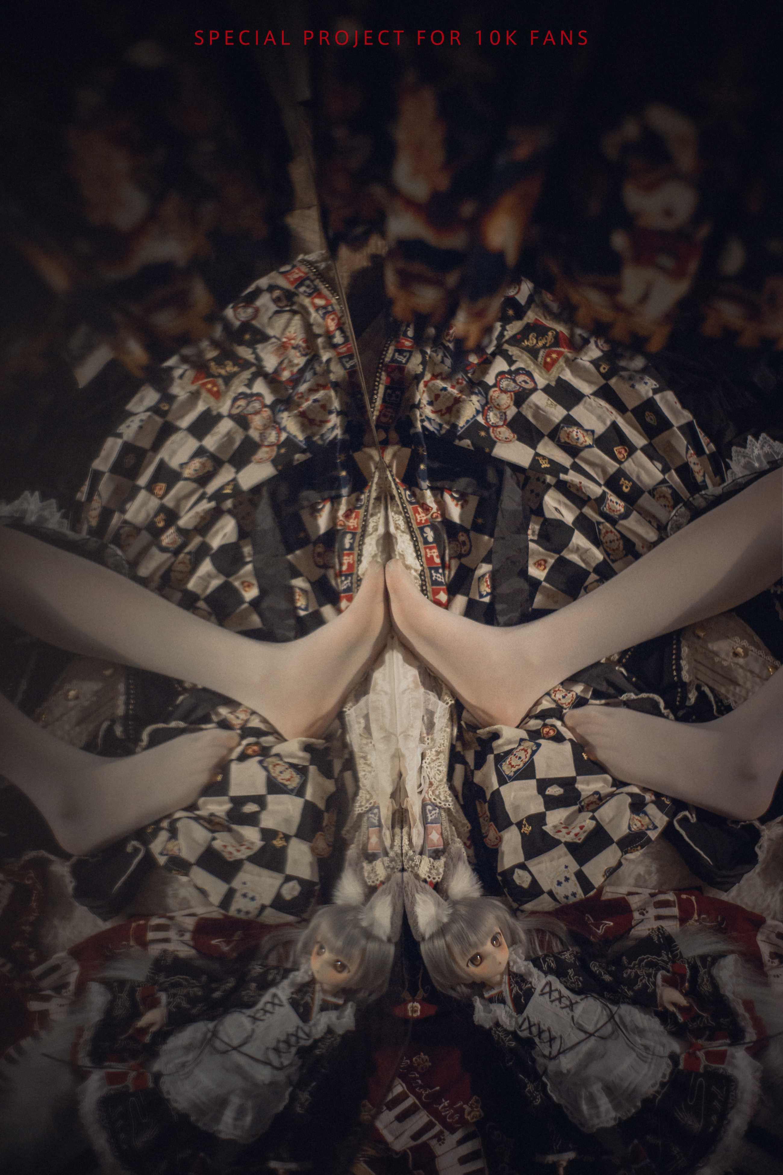 ⭐微博红人⭐木花琳琳是勇者@coser图片-勇者系列10【50P/3V/818MB】插图1