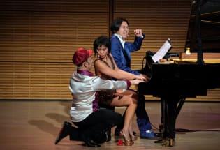 """在古典音乐界,仍然不被""""看见""""的亚裔艺术家"""