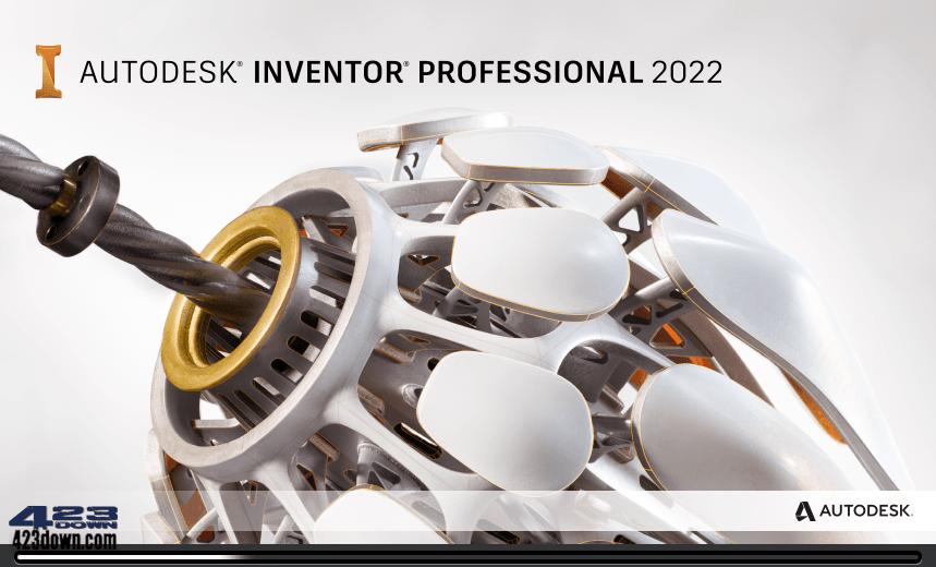 Inventor Professional 2022.1.0 中文破解版