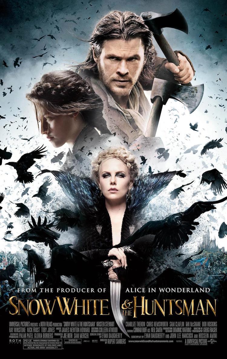 《白雪公主与猎人》电影评价:也只能看看庞大的卡司阵容了