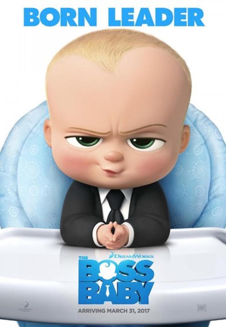 【影评心得】《宝贝老板》——从头笑到尾的电影有没有可爱到你?