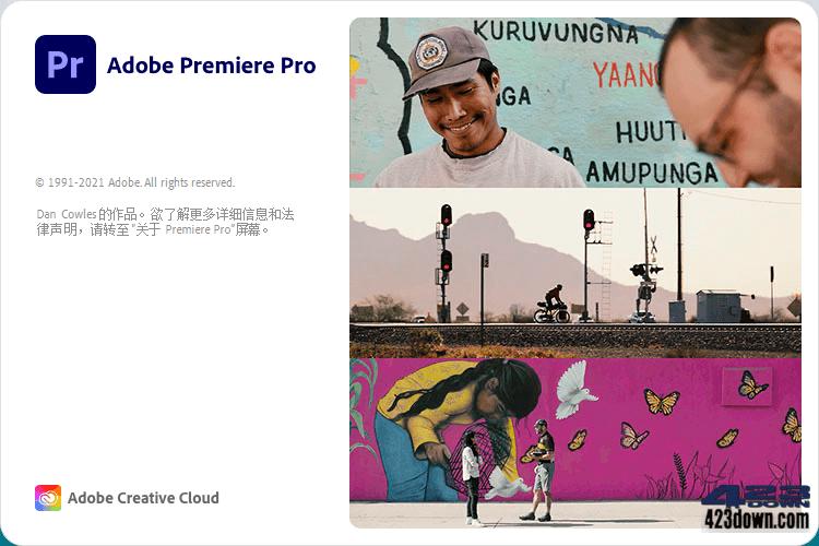 Premiere Pro 2020 (v14.9.0.52) 绿色精简版