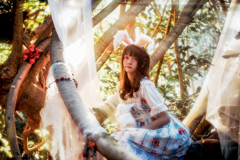 免费⭐微博红人⭐桜桃喵@写真cos-Lolita(桜桃喵)插图1