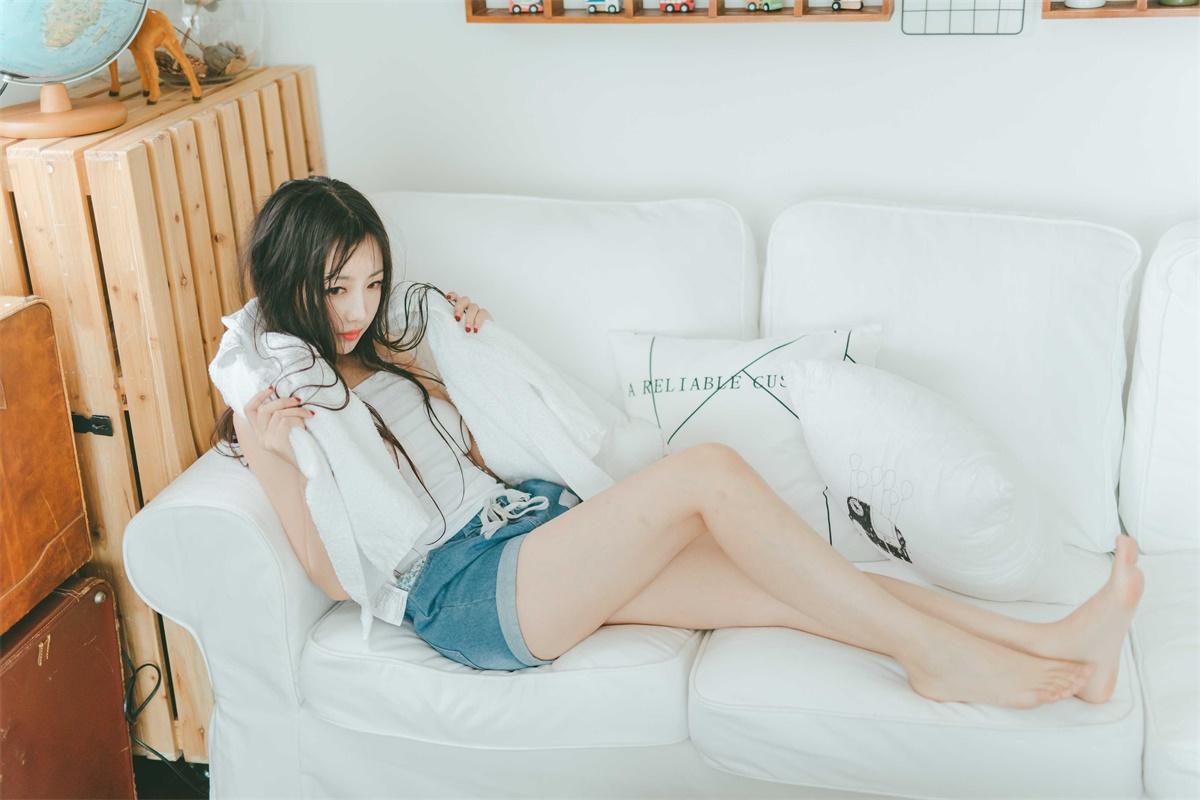 ⭐微博红人⭐Shika小鹿鹿-清纯美女@日系写真插图2