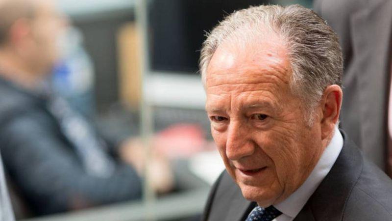 西班牙前情报机关首脑费利克斯·桑斯·罗尔丹(Félix Sanz Roldán),2017年